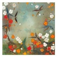 Gardens in the Mist VII Fine Art Print