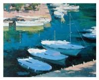 Marina 16 Fine Art Print