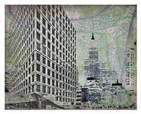 Cityscape I Fine Art Print