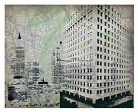 Cityscape II Fine Art Print