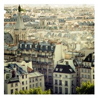 Paris Calling Fine Art Print