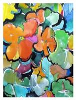 Nasturtiums Fine Art Print