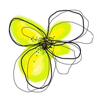 Yellow Petals One Fine Art Print