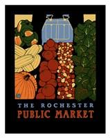 Public Market Fine Art Print