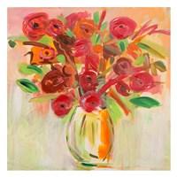 Floral Afternoon Fine Art Print