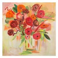Floral Morning Fine Art Print
