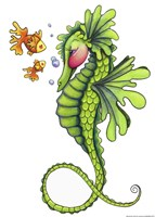 Sea Dragon Fine Art Print