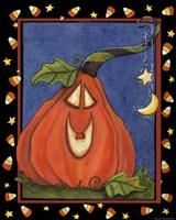 Pumpkin 0011 Fine Art Print
