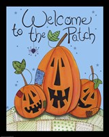 Welcome to the Patch Fine Art Print
