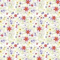Vibrant Floral Fine Art Print