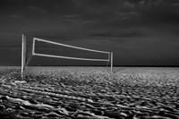 Night Volley Fine Art Print