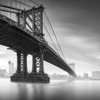 Manhattan Bridge 1 Fine Art Print