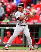 Kolten Wong 2014 Action Fine Art Print