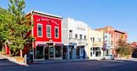 General Store, Main Street, Park City, Utah Fine Art Print