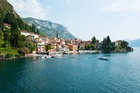Varenna, Lake Como, Lombardy, Italy Fine Art Print