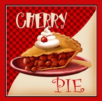 Cherry Pie Fine Art Print