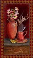 Herbal Tea Fine Art Print