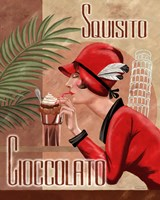 Italian Chocolate I Fine Art Print