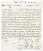 Constitution of the United States Fine Art Print