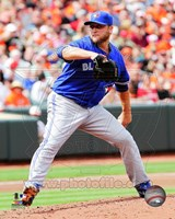Mark Buehrle 2014 Fine Art Print