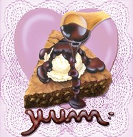 ChocolateYum Fine Art Print
