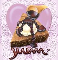 ChocolateYum Fine Art Print