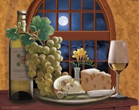 Moonlight Chardonnay Fine Art Print