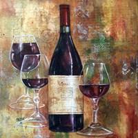 Napa Valley Pinot Fine Art Print