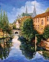 Chartres Fine Art Print