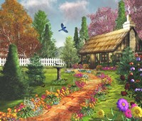 Midsummer's Joy Fine Art Print