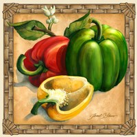 Bell Peppers Fine Art Print