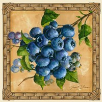 Blueberries Fine Art Print