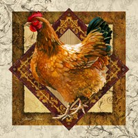 Mother Hen Fine Art Print