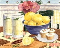 Fresh Lemonade Fine Art Print
