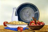 Gram's Apple Pie Fine Art Print