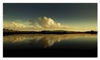 Cloud Reflection Fine Art Print