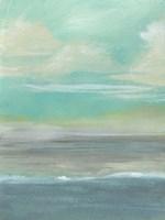 Lowland Beach I Fine Art Print