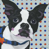 Dlynn's Dogs - Diesel Fine Art Print