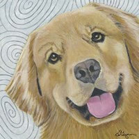 Dlynn's Dogs - Cosmo Fine Art Print