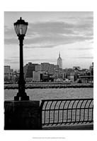 Battery Park City II Fine Art Print