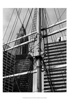 South Street Seaport II Fine Art Print