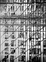 Reflections of NYC II Fine Art Print