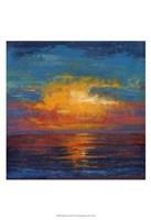 Sun Down II Fine Art Print