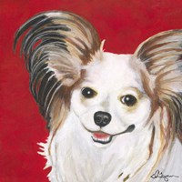 Dlynn's Dogs - Lilly Fine Art Print