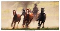 The Chase IV Fine Art Print