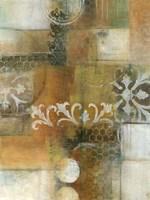 Modern Note II Framed Print