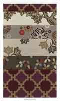 Autumnal Tapestry I Framed Print