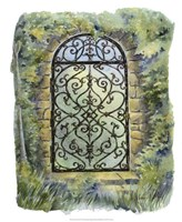 Iron Gate II Fine Art Print