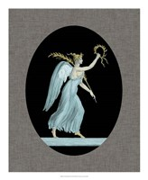 Grecian Beauty II Framed Print