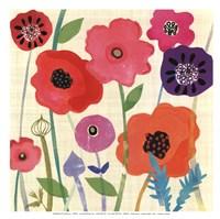 Summer Fields II - mini Fine Art Print